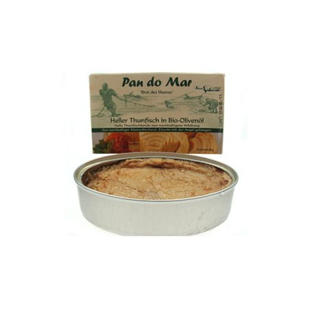 Pan Do Mar • Tun I Olivenolie - 120 g