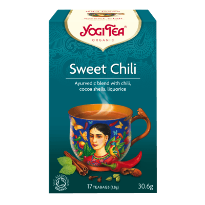 Yogi Tea • Sweet Chili Ø - 17 br