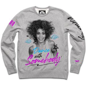Dance With Somebody Crewneck