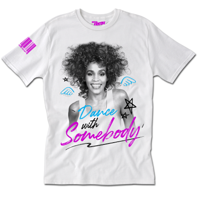 Dance With Somebody Tee