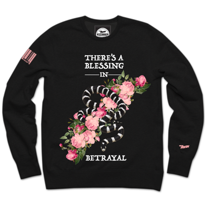Betrayal Crewneck