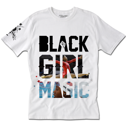 #BlackGirlMagic Tee