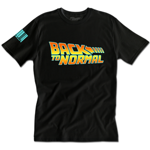 Back to Normal Tee (BLK)