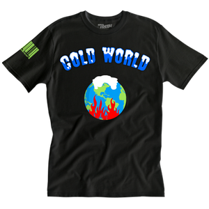 Cold World Tee
