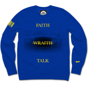 Faith Talk Crewneck