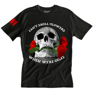 Scentless Flowers Tee