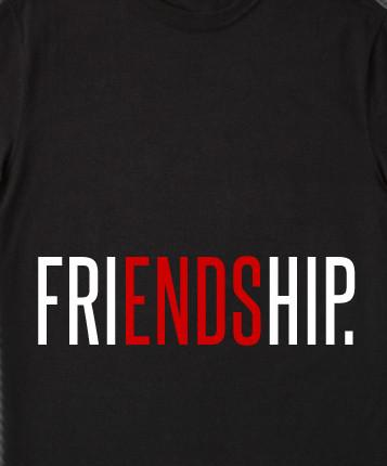 Friendship Ends Tee