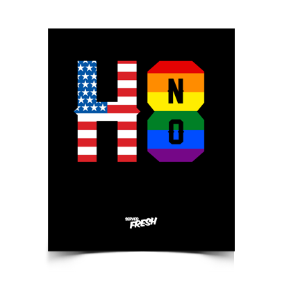 No Hate Sticker Pack