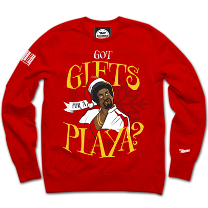 Playa Christmas Crewneck