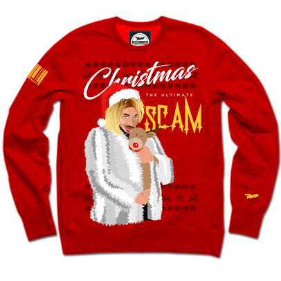 Christmas Scam Crewneck