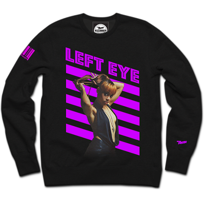 Left Eye Crewneck