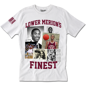 Kobe Lower Merion Tee