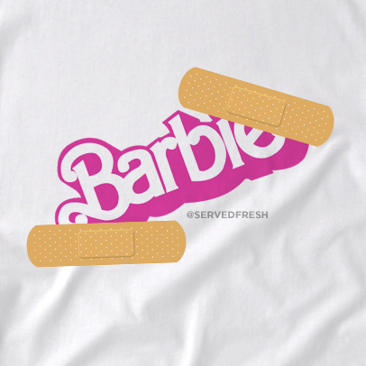 Hurt Barbie Tee