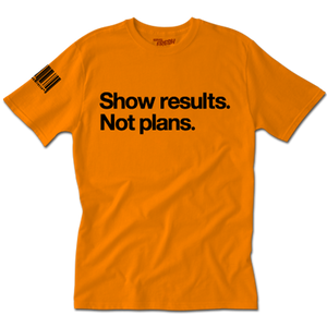 Results Tee (O)