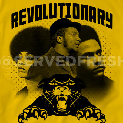 Revolutionary Gold Tee