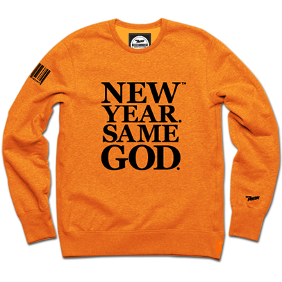 Same GOD Crewneck(O)