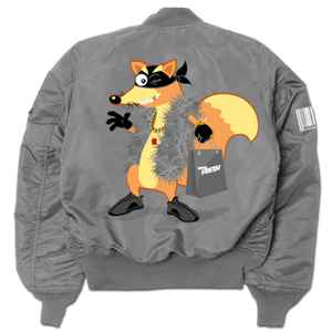 Swiper Flight Jacket