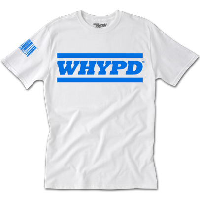 WhyPD? Tee