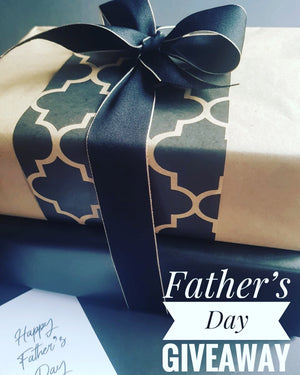 Father's Day Giveaway June 2019