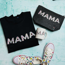 MAMA BUNDLE Rainbow female icon print 10% OFF