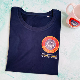Astronaut in Training Adult and Kids Top