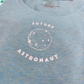 Future Astronaut Adult and Kids Top