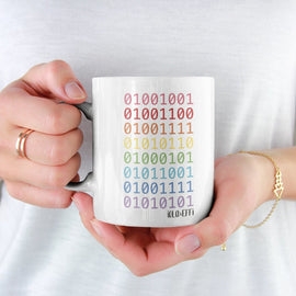 MUG - LOVE YOU IN CODE