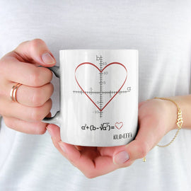 MUG - LOVE EQUATION