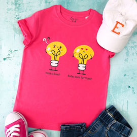 Light Bulb for Adults and Kids Top