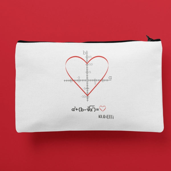 ORGANIC ACCESSORY BAG - LOVE EQUATION