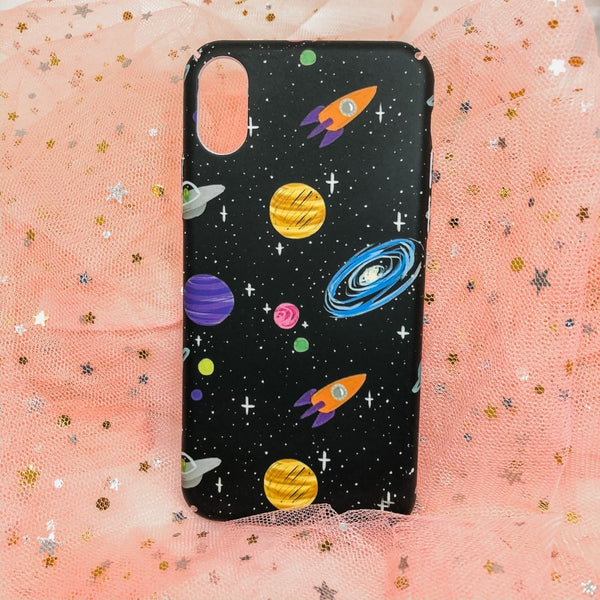Outer This World Glow in the Dark Phone Case