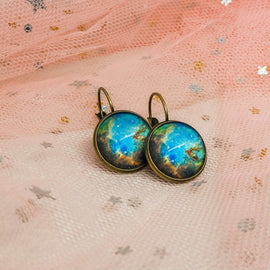 The Big Bang - Drop Earrings