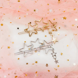 Twinkle in Style Hair Pins
