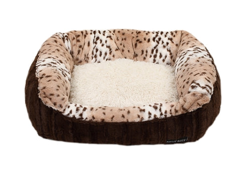 Snow Leopard Lounge Bed
