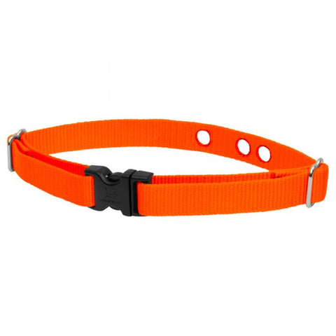 Solid Underground Fence Collar - Blaze Orange