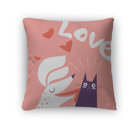 Throw Pillow, Love