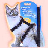 Super Simple Cat Harness and Leash Set