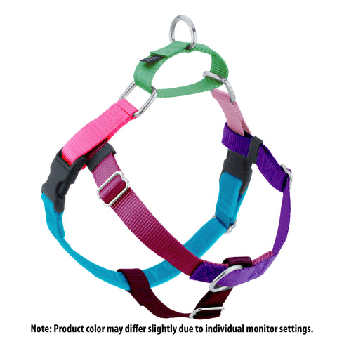 Jelly Bean Sugar - Freedom No-Pull Dog Harness - Puptoria