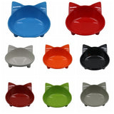 Cute Cat Bowl Melamine Anti-slip - Puptoria