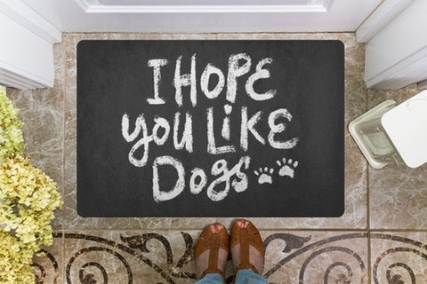 Dog Lover Welcome Mat - Puptoria