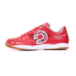 Desporte Boa Vista KI PRO1 Futsal Shoes, Red/Red-Camouflage