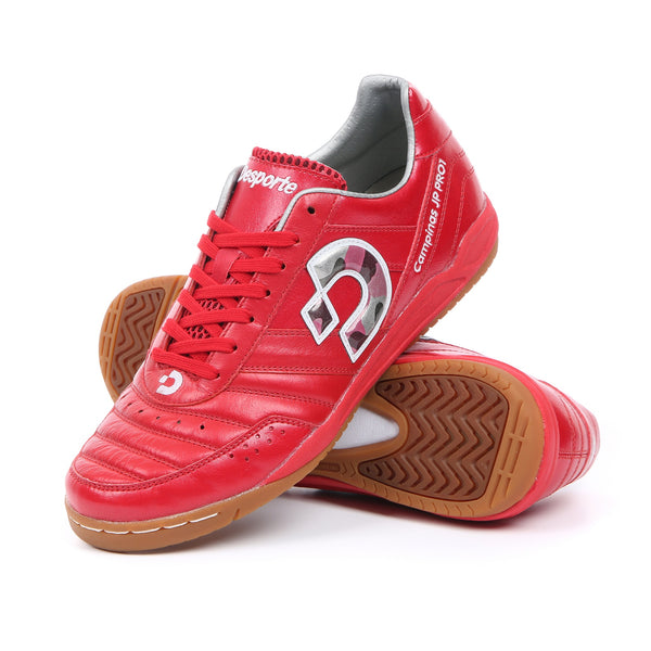 Desporte Campinas JP PRO1 DS-1730 Red/Red-Camo futsal shoes