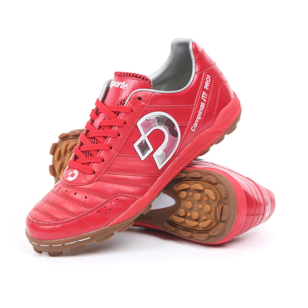 Desporte Campinas JP PRO1 DS-1740 Red/Red-Camo turf shoes