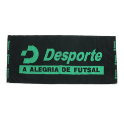Desporte cotton towel DSP-TOW01 black/green