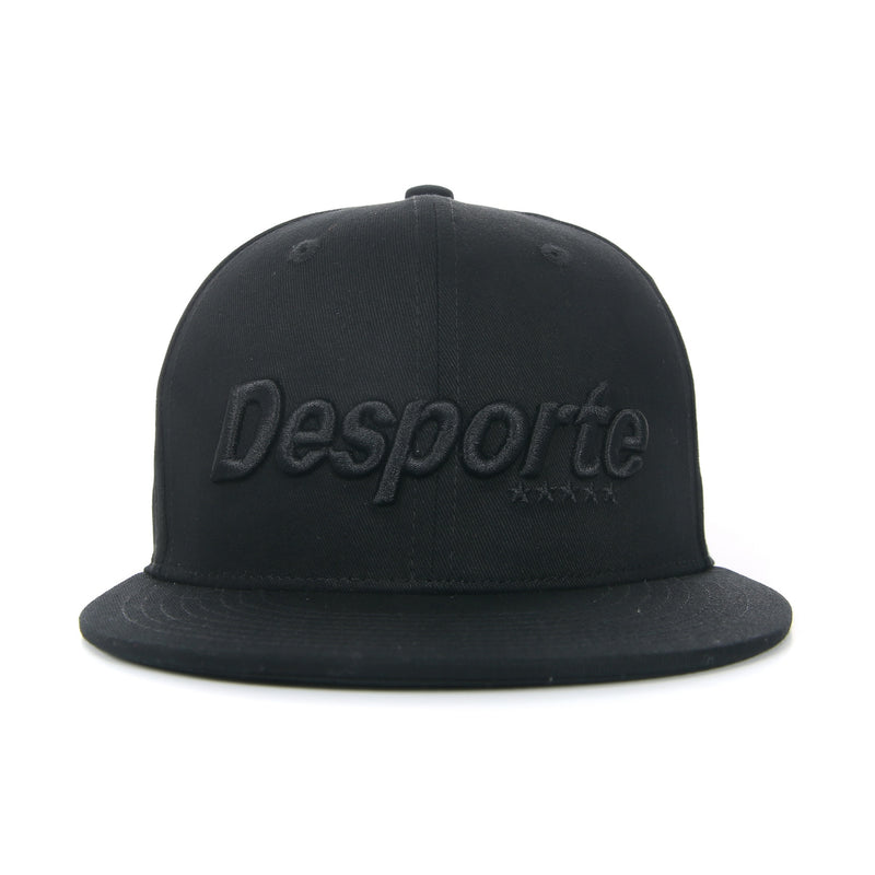 Desporte Snapback DSP-PC03 Black/Black