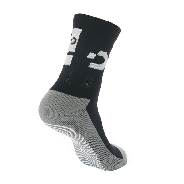 Desporte Non Slip Sports Socks DSP-SOCK02 Black/Gray