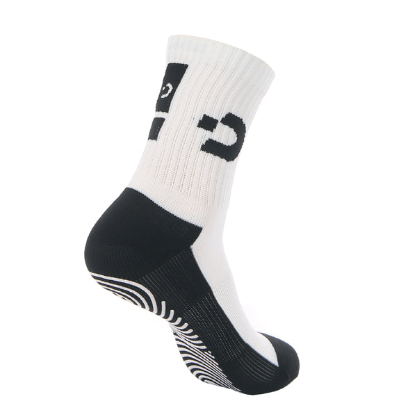 Desporte Non Slip Sports Socks DSP-SOCK02 White/Black