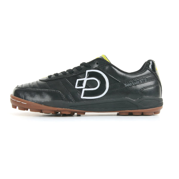 Desporte Sao Luis ST2 black/yellow turf shoes