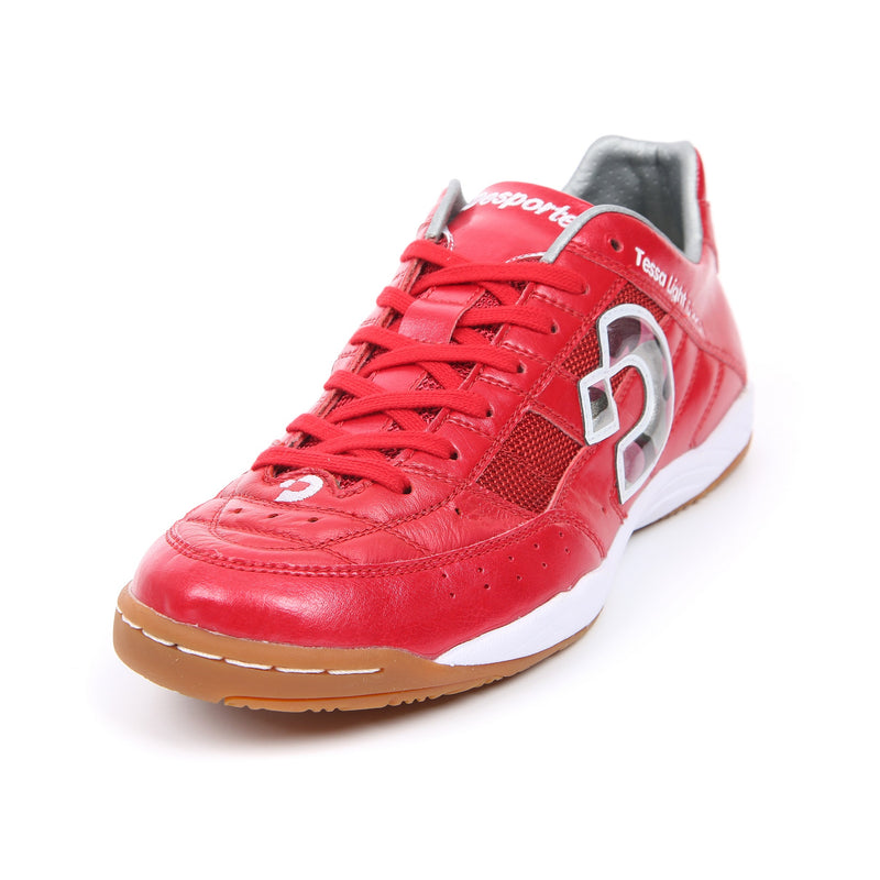 Desporte Tessa Light ID PRO1 Futsal Shoes, Red/Red-Camouflage