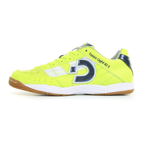 Desporte Tessa Light ID2 futsal shoes, lime/navy